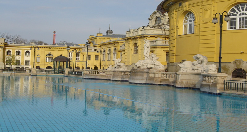 Hungary Baths