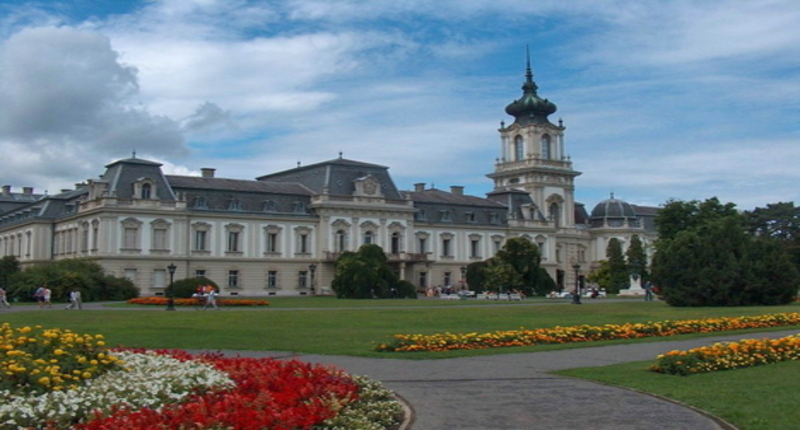 Hungary Palaces