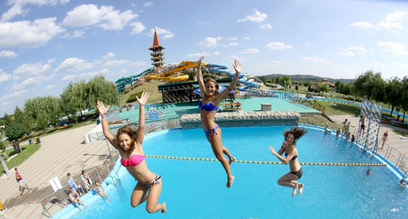 Hungary Aquapark tours from Budapest