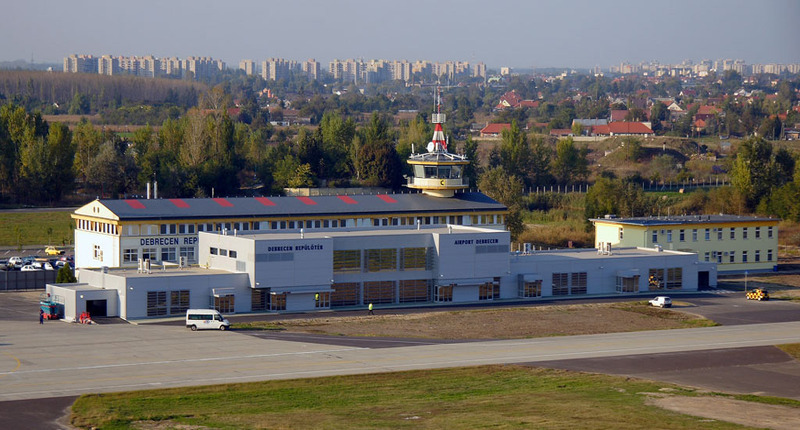 Hungary Debrecen International Airport, Hungary