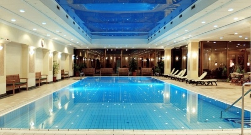 Hungary Danubius Health Spa Resort, Margaret Island Budapest