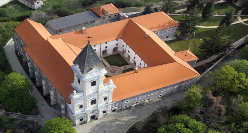 Hungary Sopron Monastery Retreat Centre 4 star hotel