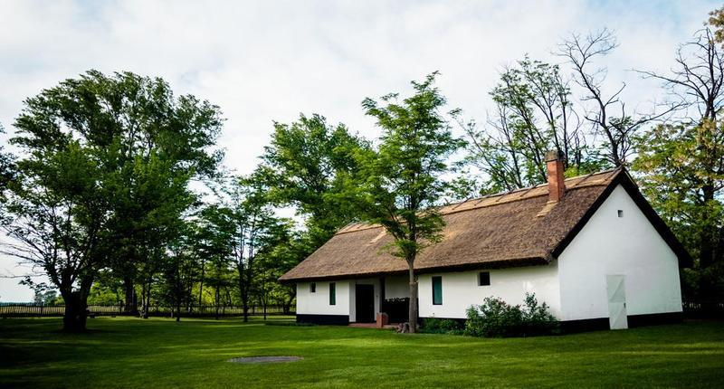 Hungary Rustic country guest houses in Bugac, Southern Great Plain
