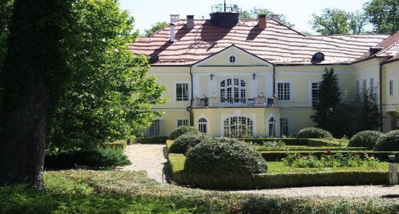 Hungary Szidónia Manor House, Röjtökmuzsaj (near Lake Fertő UNESCO site)