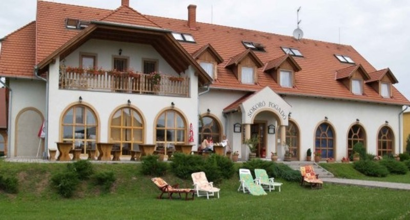 Hungary Sokoro Guest House, West Hungary near Pannonhalma Unesco Site